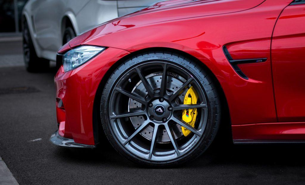 BMWM3ブレーキ