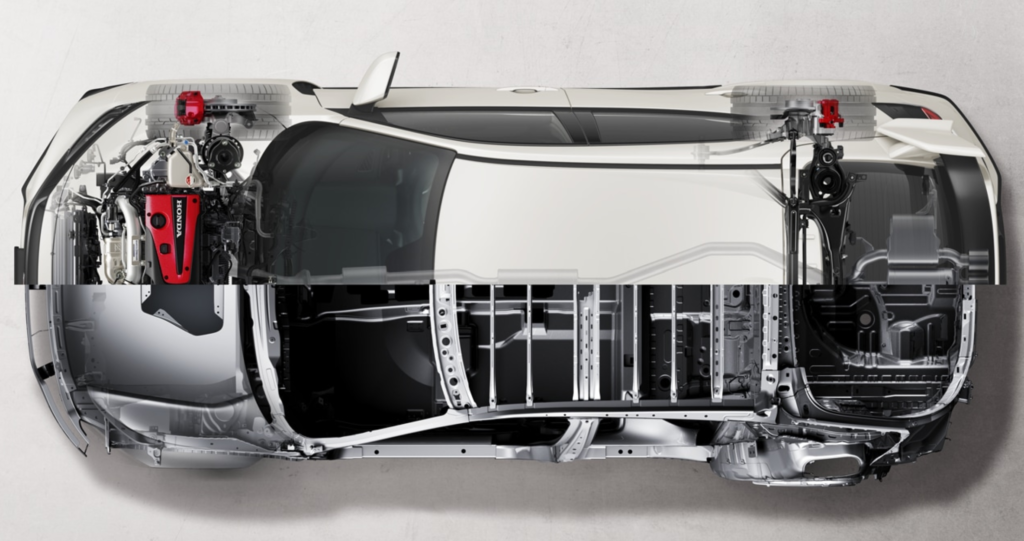 FFスポーツカーの設計